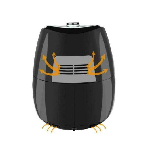 1500W Air Cooking Healthy Oil-Less