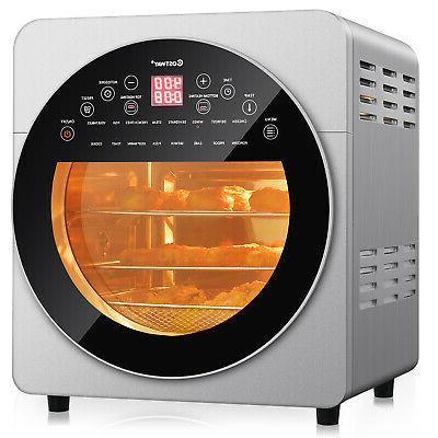 16 in 1 air fryer oven 15
