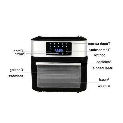 1800W 16L Capacity XL Oven All-In-One Plus Home