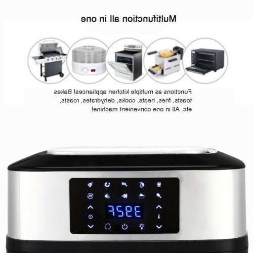 1800W Big XL Fryer All-In-One Home