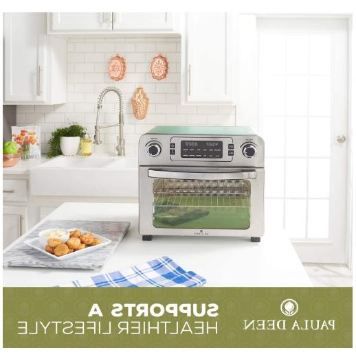 Paula Party-Size Air Oven with Accessories,