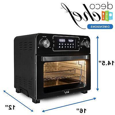 Deco Chef Fryer Toaster Rotisserie