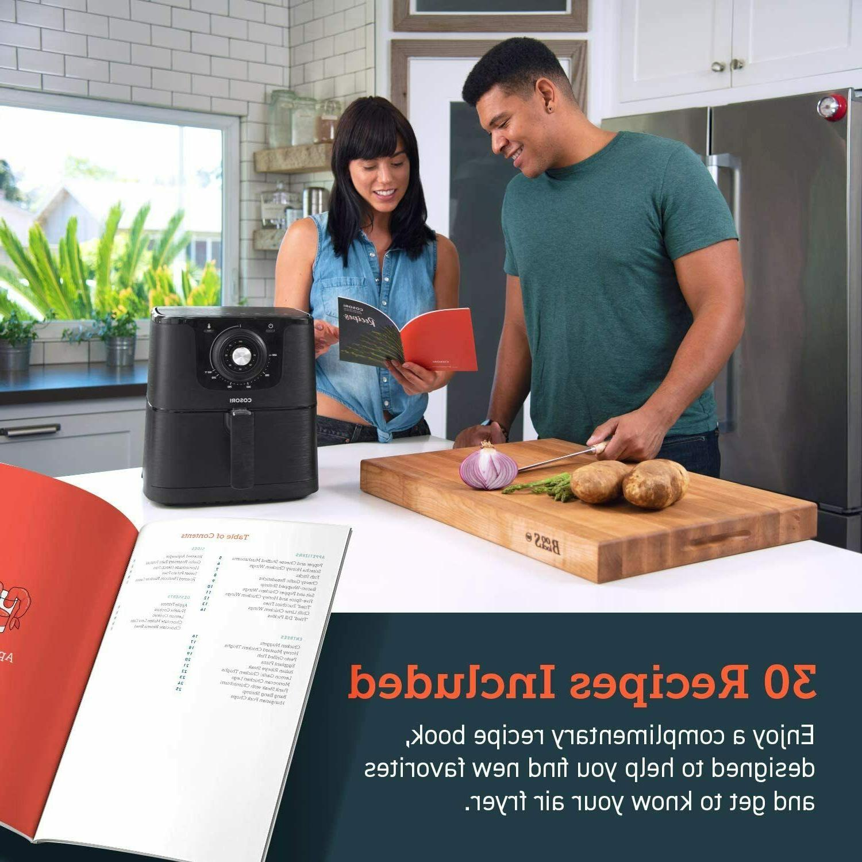 COSORI 3.7 Qt Fryer Oven 1500W Yr