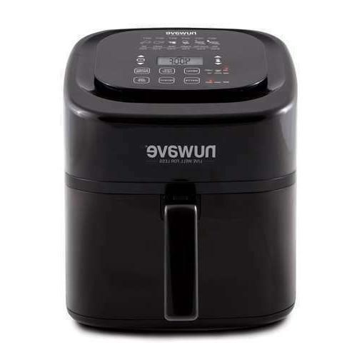 37001 6 qt 1800w digital air fryer