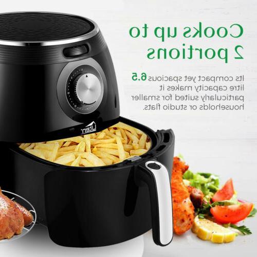 5.5L Uten Cooker Fryer Oven Oil Free Cooker Kitchen