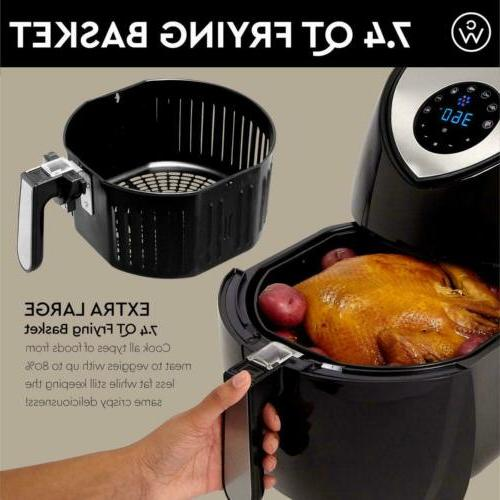 ChefWave Fryer 1700 High Healthy Multipurpose Cooker
