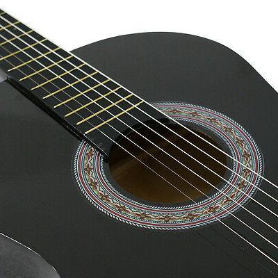 """Acoustic 38"""" Size Adult Guitar"""