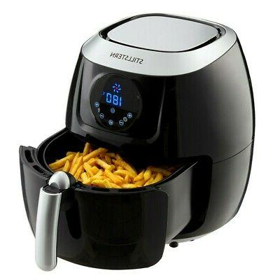 Stillstern Air Deep Fryer Grill Function Fat Free Liters
