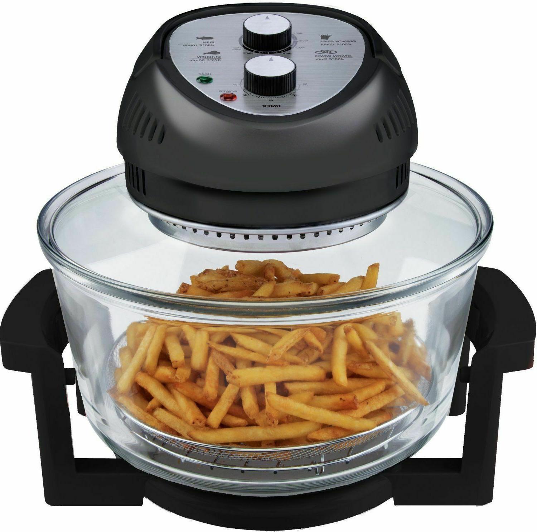 Big Boss Air Fryer Healthy XL 16-Quart + 7
