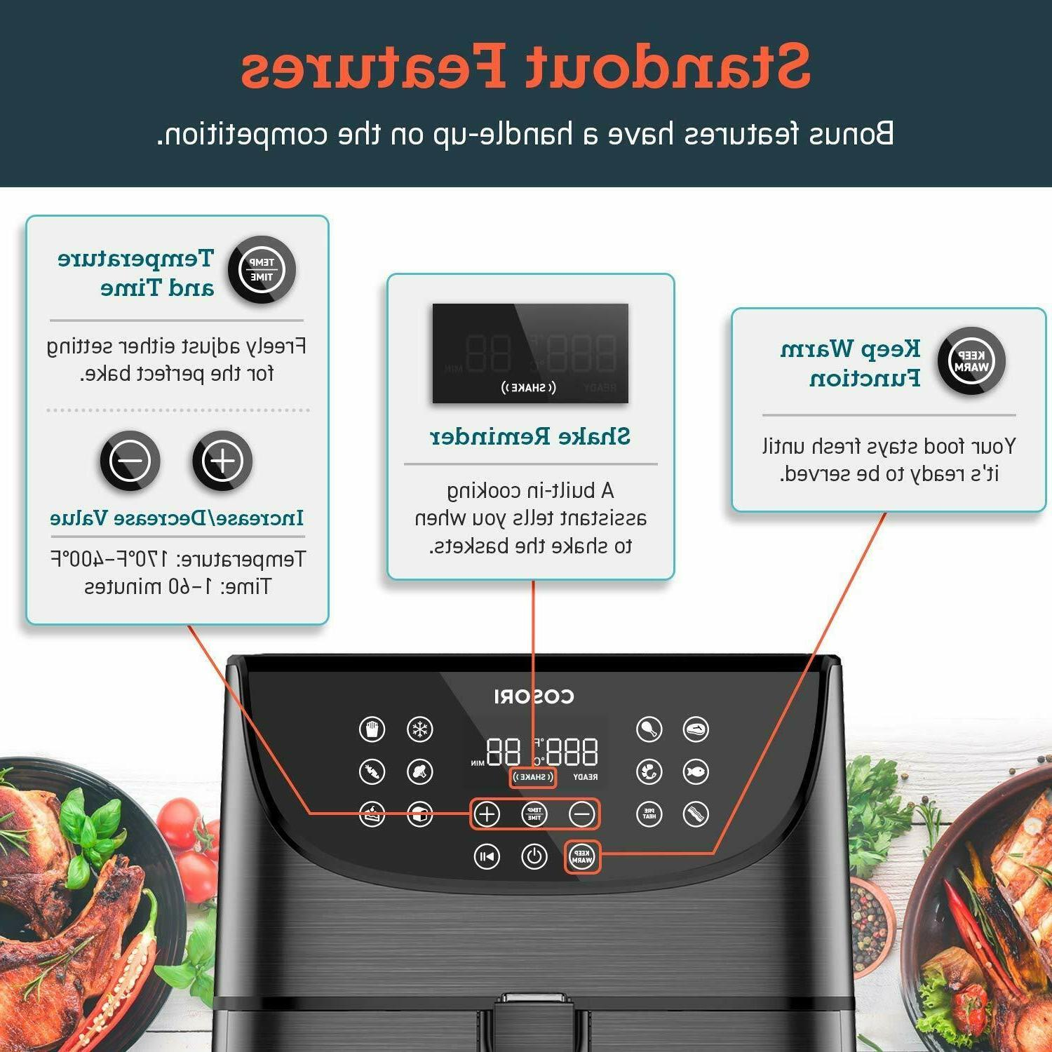 XL Air Oven & Oill