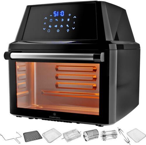 ChefWave Magma Quart Air Accessories