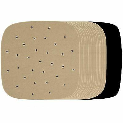 Air Fryer XL Parchment Paper Unbleached for Philips NuWave Brio Chefman etc