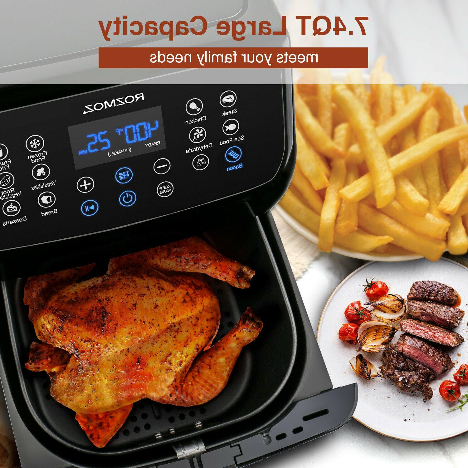 Rozmoz XL 5.8 Recipe Digital Touchscreen