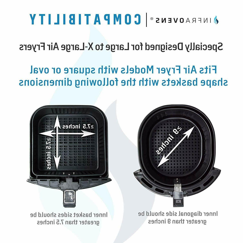 Air Fryer XL Paper Philips Brio Elite Secura + More