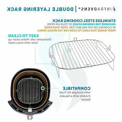 Air Fryer XL Accessories with Instant Vortex