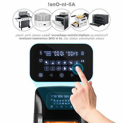 12.4qt Oven Dehydrator Presets, Accessories