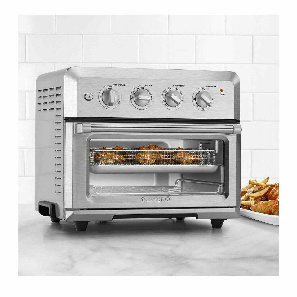 Cuisinart CTOA-120 Oven Air Fryer,
