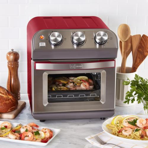 1450W Air Fryer Toaster Oven Multi-functional Electric Toast