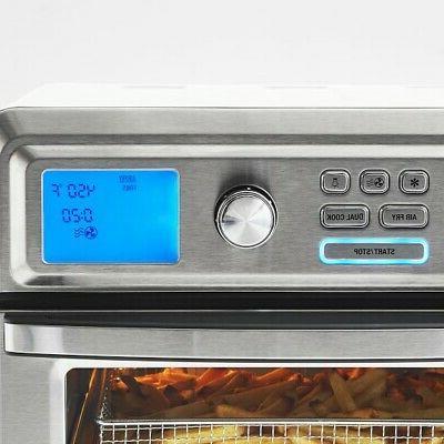 Cuisinart Digital Oven w/ Options TOA-65