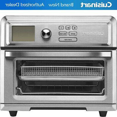 Cuisinart Oven Intuitive Programming Options TOA-65