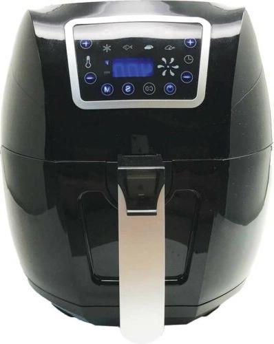 Electric Fryer Qt Temp Control Healthy