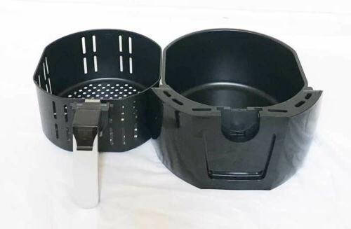 Electric Air Fryer 6 Qt 1700W Healthy