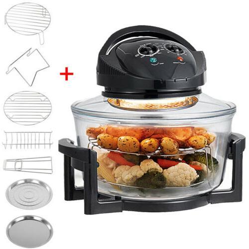 electric air fryer halogen oven healthy cook