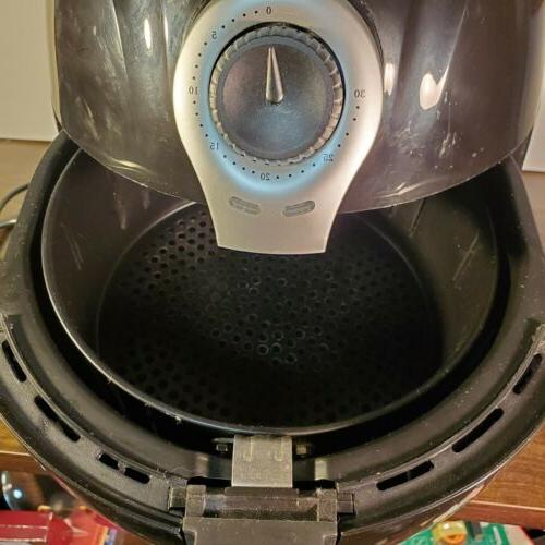 Large 3.7 Low-Fat Multi-Cooker Oilless