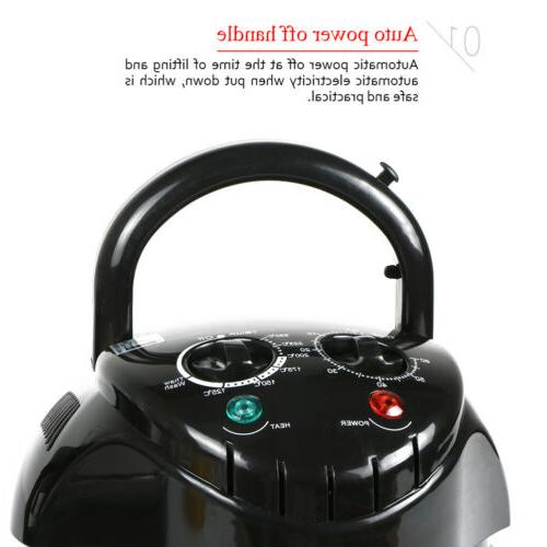 Electric Oven Super Sized 17L Fat &Oil Free