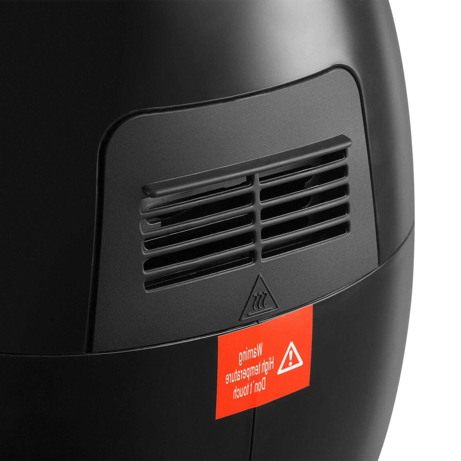 1300W Less Air Fryer and