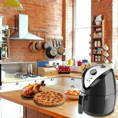 ZOKOP Electric Fryer Digital Timer Technology 1500W Oil-Less