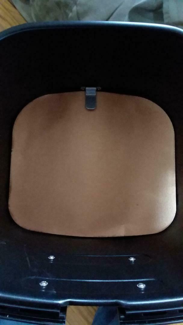 grease pad liner to fit nuwave brio