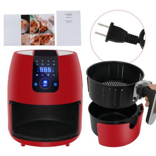 Kitchen Appliance Air Fryer Temperature