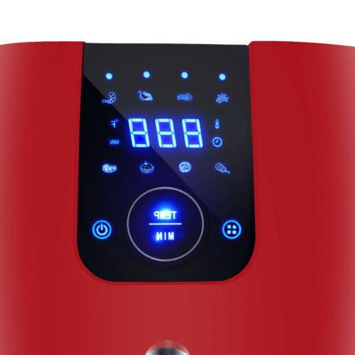 Kitchen Appliance Deep Air Temperature 3.7Qt