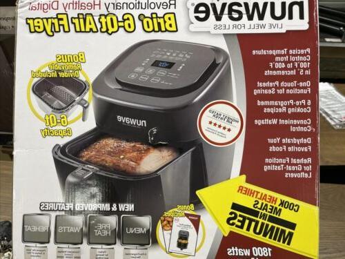 NEW NuWave 37001 - Black