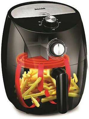 Bella - Pro Series 3.5qt - Black With Stainless Accents