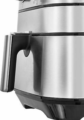 Bella Pro 5.3 Fryer Steel