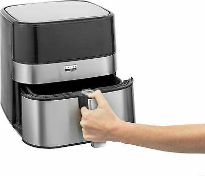 Bella 5.3 Digital Fryer Stainless