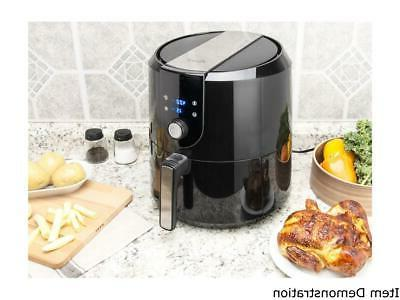 Rosewill Fryer 5.8-Quart Large Capacity with