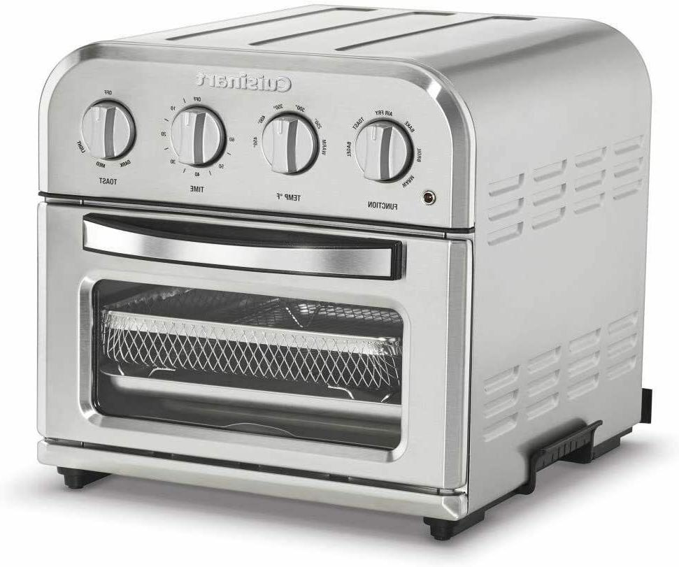 Cuisinart Compact Steel Air Toaster Oven