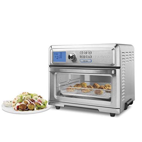 Cuisinart Oven.6 cu Silver