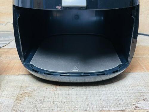 Philips Digital Airfryer Air Fryer Black 1425W