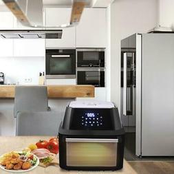 ZOKOP Multi-function 16.9QT Air Fryer Oven Roast Dehydrator