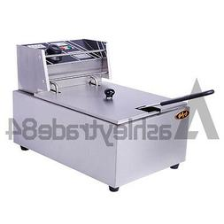 NEW 6L Single Cylinder Electric Deep Fryer Frying Oven For P