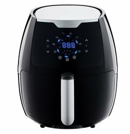 New Electric Digital Air Fryer with a Large Capacity 5.3-qua