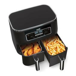 NEW⭐️Ninja® Foodi® 4-in-1, 8-qt., 2-Basket Air Fryer w