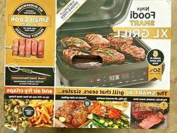 New Ninja Foodi 6-in-1 Smart XL Indoor Grill with Air Fryer