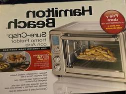 NEW Hamilton Beach Sure-Crisp Air Fryer Toaster Oven Applian
