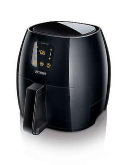 Philips Avance XL Air Fryer Black