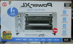 Power XL Air Fryer Home Family Size Hot Air Fryer Oven - New